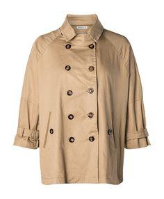 Kenton Trench Coat - StyleMint