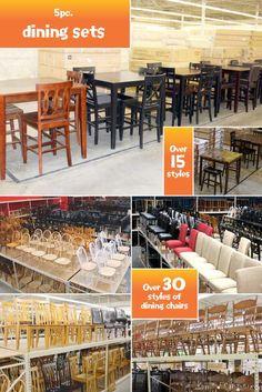 Furniture, home decor, etc warehouse store