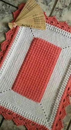 Ravelry earth sky rug pattern by delma myers – Artofit Crochet Flower Patterns, Crochet Doilies, Crochet Flowers, Crochet Stocking, Crochet Gifts, Crochet Butterfly, Crochet Table Runner, Bobble Stitch, Crochet Home