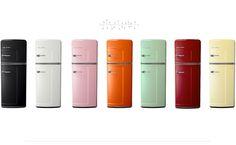 Europese maat koelkast met American Style | Big Chill