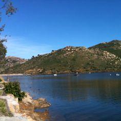 Lake Poway.