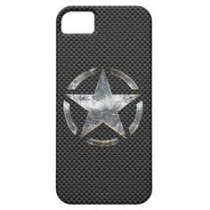 Star Stencil Vintage #Jeep Decal Digital Camo Style iPhone 5 Cover #JeepDreamsUSA