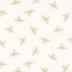 Cotton-Fabric-Metre-Fat-Quarter-Makower-Linen-Closet-Bee