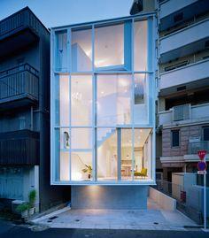 hideaki takayanagi: life in spiral - designboom | architecture