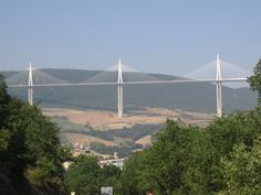 Viaduc de Millau - fusion of man and nature (subchapter 9)