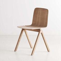 Chaise Copenhague Hay ChÊne Brut Naturel - chaise