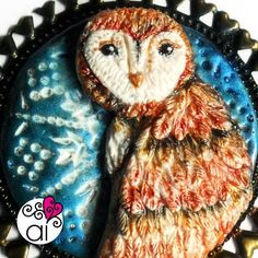 #halloween si avvicina!  Alcune delle prossime immagini saranno dedicate alle creazioni a tema degli anni scorsi ed ai #tutorial. Questo lo trovate come Tutorial Barn Owl Polymer Clay sul mio canale #youtube a questo link: https://youtu.be/cznv8J3Mb20 Buon divertimento !! . . #archidee #becreative #bepositive #polymerclay #pastepolimeriche #fimo #cernit #barnowl #barbagianni #gufo #owl #handmade #supporthandmade #instatutorial #youtuber #diy #artesanato #arcillapolimerica #instacreation…
