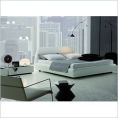 Rossetto Downtown Platform Bed 3...   $4,420.98