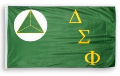 Delta Sigma Phi Flag by GreekGear. $24.95. Delta Sigma Phi Flag for only 24.95 at GreekGear. We have tons of more products on sale from our wide selection! Shop now and SAVE BIG with GreekGear.com, boasting the largest selection of Greek apparel for all your fraternity and sorority needs.
