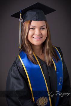 UC Irvine Graduate 2015!  #repphotography #capandgown #seniorportraits #graduate #graduation #ucirvine #college