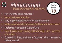 18 rabi ul awal 12th Rabi Ul Awal, Prophets In Islam, In His Presence, Islamic Information, Peace Be Upon Him, Prophet Muhammad, Morals, Hadith, Islamic Quotes