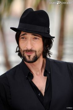 Adrien Brody  he's exactly how i'd like my ideal husband to look like