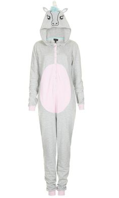 Knowing I am on 'Santa's' Good List after opening the first present to reveal the Unicorn Onesie I am desperate to have and then getting changed into it straight away