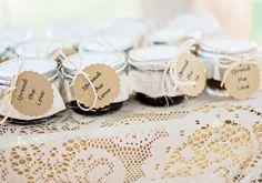 jar wedding favors