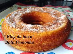 Blog da Suzy : Bolo Pamonha ( fácil )