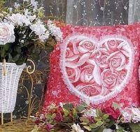 "Gallery.ru / celita - Альбом ""*****"" Cross Stitch Flowers, Views Album, Tapestry, Throw Pillows, Beautiful, Home Decor, Yandex Disk, Roses, Flowers"