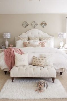20 White Bedroom Ideas That Bring Comfort To Your Sleeping Nest