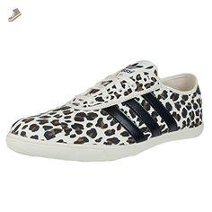 Adidas Womens Jeremy Scott P-Sole Bone Black G61097 10 - Adidas sneakers for women (*Amazon Partner-Link)