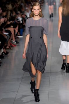 DKNY Spring 2016 Ready-to-Wear Collection  - ELLE.com