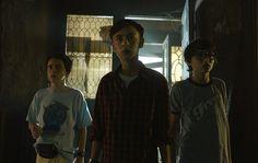 Eddie, Bill, & Richie Jack, Jaeden, & Finn