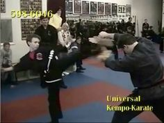 """TRAILER:  We all began at White Belt (Rev B)"" - Universal Kempo Karate Schools Association"