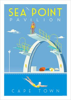 Sea Point Pavilion Poster