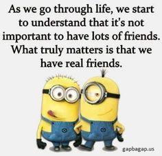 Funny Minion Quote About Friends... - friends, Funny, funny minion quotes, Minio... - friends, Funny, funny minion quotes, Funny Quote, Minio, Minion, quote, Quotes - Minion-Quotes.com