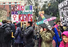 More than 52,000 people RSVP'd to participate in the Women's March on Portland, which could become the biggest demonstration the city has ever seen.