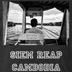 T-shirt, Tonle Sap Lake, Siem Reap, Cambodia