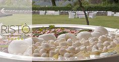 """Angolo del casaro: preparazione """"a vista"""". http://bit.ly/1U102Gd #Puglia #ValleItria #Salento #Buffet #Banqueting"""