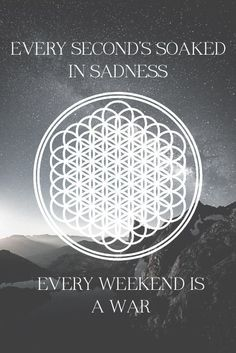 """Seen It All Before,"" Bring Me The Horizon lyrics"