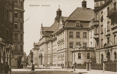 München 1910. Historische Fotos der Ludwigsvorstadt - Stadtarchiv München.