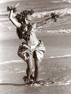 "Kim Taylor Reece ""Ki'ipa"" 11 X 14 Double Matted Hawaiian Hula Print - New Hawaiian Homes, Hawaiian Art, Hawaiian Tattoo, Kim Taylor Reece, Polynesian Dance, Polynesian Culture, Hawaii Hula, Aloha Hawaii, Tahitian Dance"