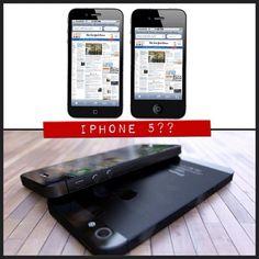 iPhone 5?