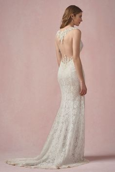399d92e7c75b Maci Wedding Dress from Willowby by Watters wedding dresses - Fishtail Wedding  Dress With Sheer Back