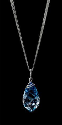 Massimiliano Bonoli - Gemstones Collection #jewel #pendant
