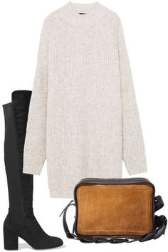 db925562fb1 7 comfortable but stylish Thanksgiving outfit ideas to try this holiday  season  a sweater dress