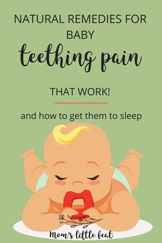 Sleep Remedies natural remedies for baby teething pain and how to get them to sleep. - Is your teething baby not sleeping? Try these natural baby teething remedies before you put them to bed to promote better sleep. Baby Teething Remedies, Teething Relief, Natural Teething Remedies, Natural Remedies, Baby Teething Symptoms, Natural Treatments, Herbal Remedies, Teething Signs, Insomnia Remedies