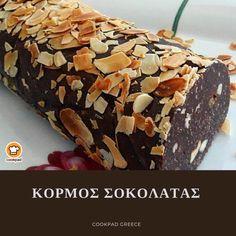 #Κορμός #σοκολάτας με #μελομακάρονα που περίσσεψαν Yams, Christmas Time, Food To Make, Sweets, Chocolate, Desserts, Trust, Recipes, Projects
