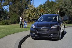 Take your Honda HR-V Crossover on a trip to the golf course, or wherever else you'd like to go.