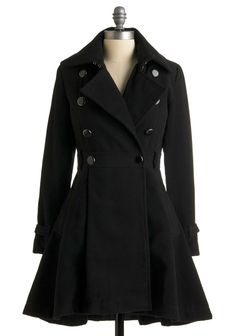 "Close to what I want-which is a girl version of a ""Sherlock"" coat..."