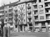 1968, Böszörményi út és a Gaál utca kereszteződés, 12. kerület Utca, Budapest, Tarot, Tarot Decks, Tarot Cards