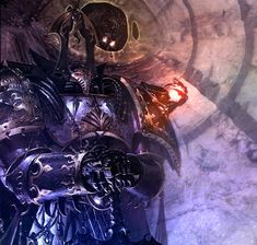 adrian_smith colored imperium majesticchicken space_marines sword thousand_sons tzeench
