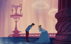 """My favorite scene!!! """"No mater how yur heart is grieving, if you keep on believing, the dream that you wish will come true."""" ~ Cinderella"""