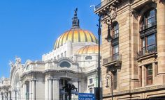 Palace of Fine Arts in Mexico City: Facts and Photos - Christobel Travel