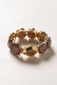 Gold Rush Stretch Bracelet - anthropologie.com
