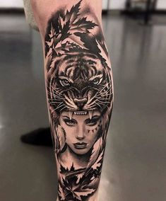 ▷ 1001 ultra cool tiger tattoo ideas for inspiration - diy tattoo project Tiger Tattoo, Tigeraugen Tattoo, Tiger Forearm Tattoo, Great Tattoos, Trendy Tattoos, Small Tattoos, Tattoos For Guys, Forearm Sleeve Tattoos, Leg Tattoos