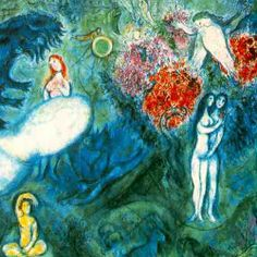 Marc Chagall: Land of Paradise
