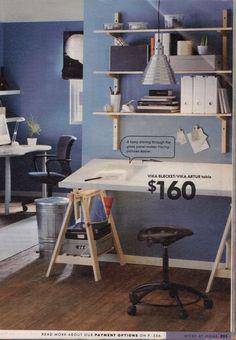 Ikea Drafting Table Art Studio Art Desk Ikea Studio