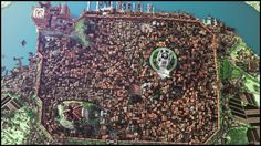 Amazing minecraft city 3